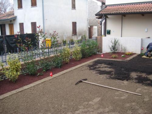 piccolo giardino a povegliano - durante (1)